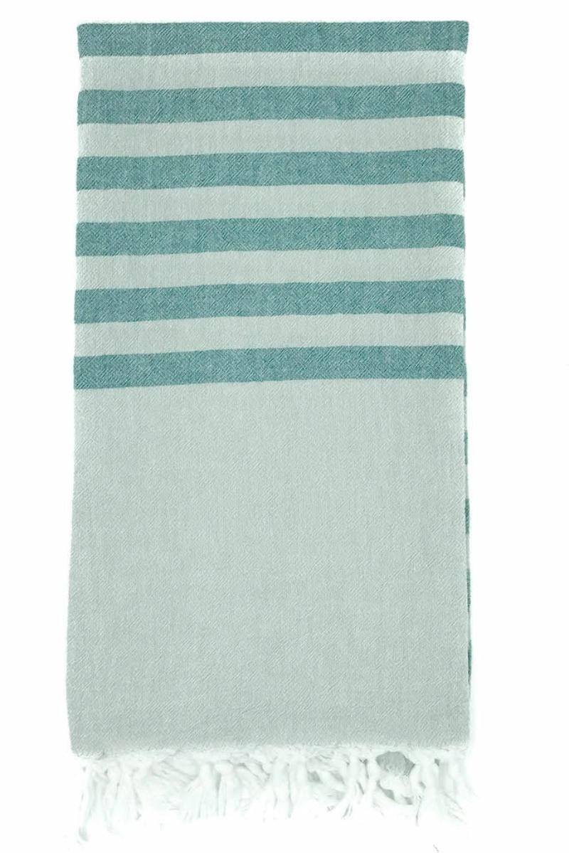 tia hamam towel in Teal