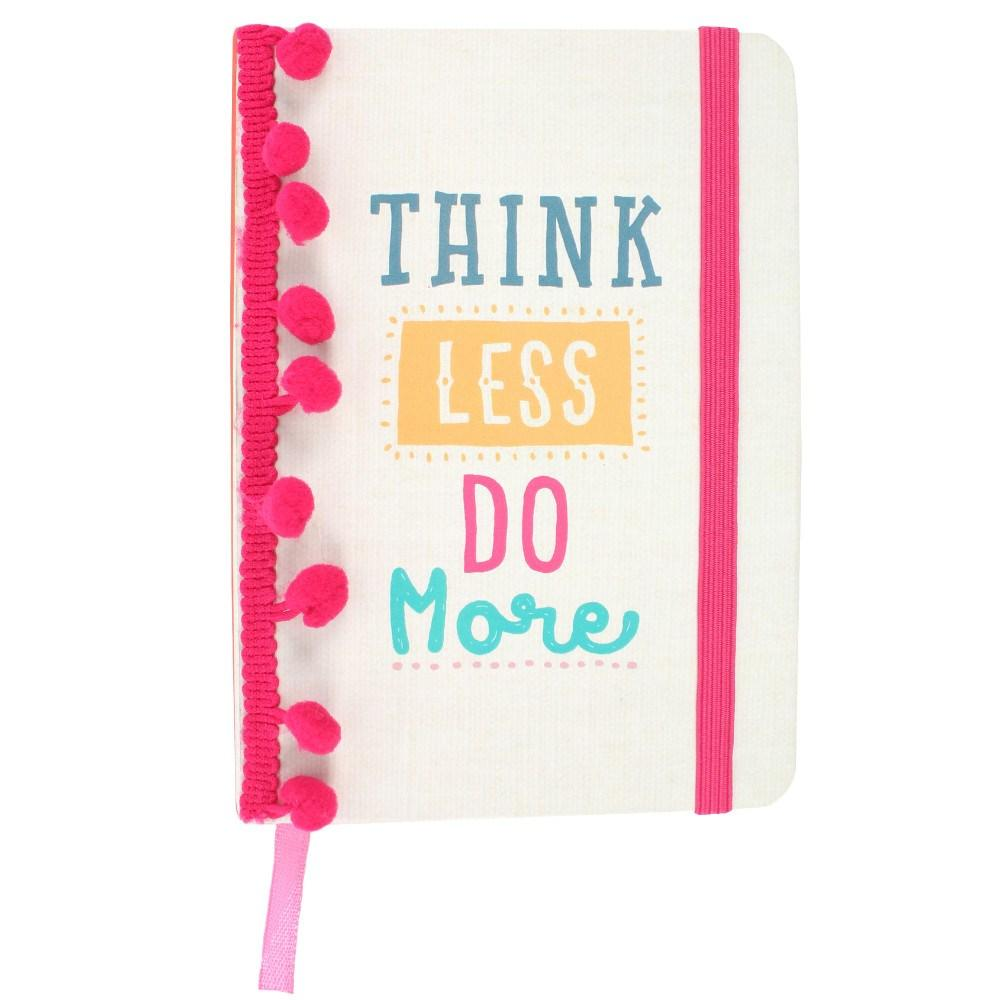 think less do more notebook