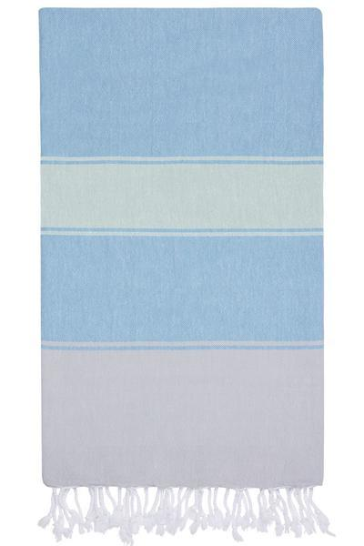 Talia hamam towel forget me not & ice