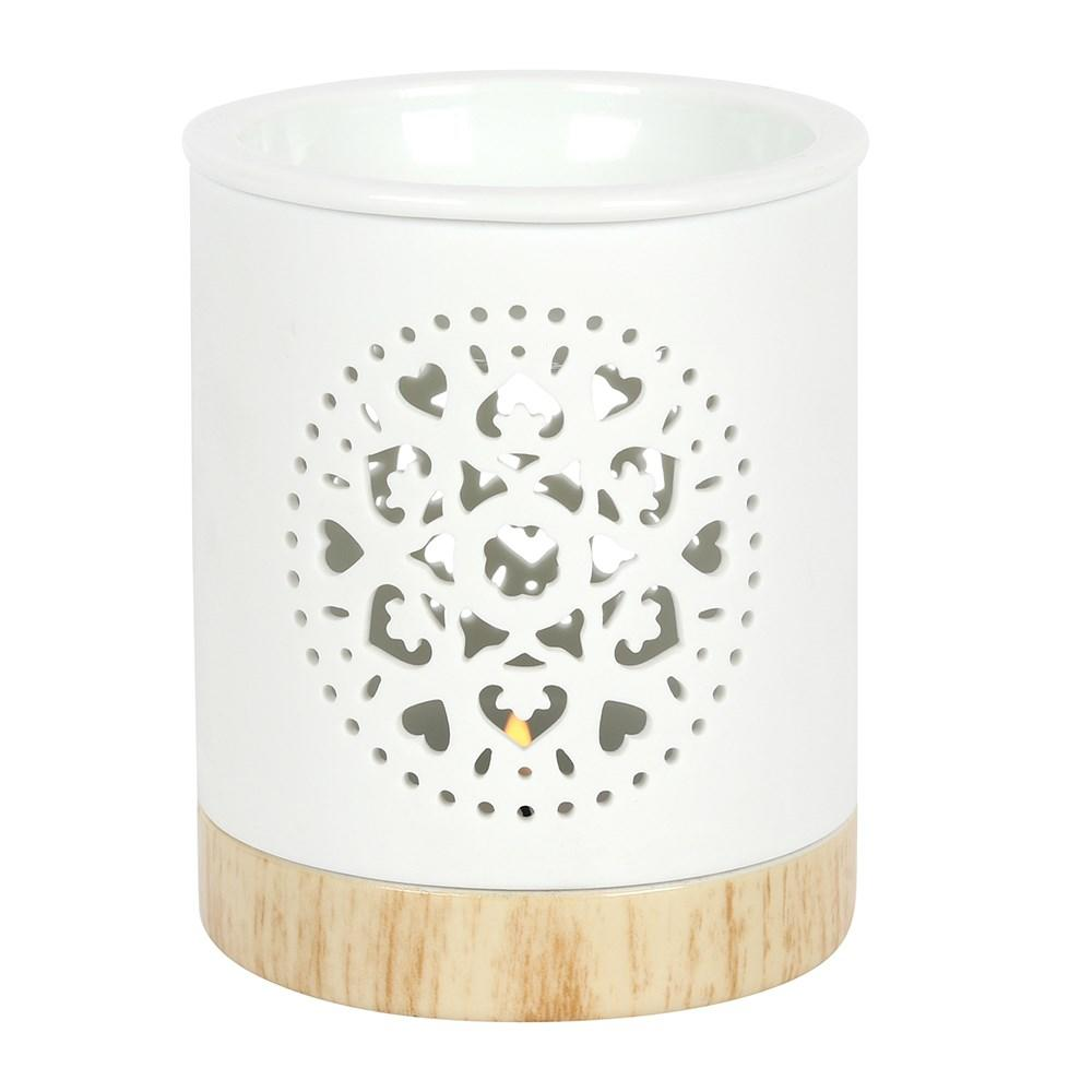 Mandala oil burner