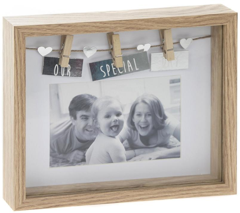 Our special day photo frame