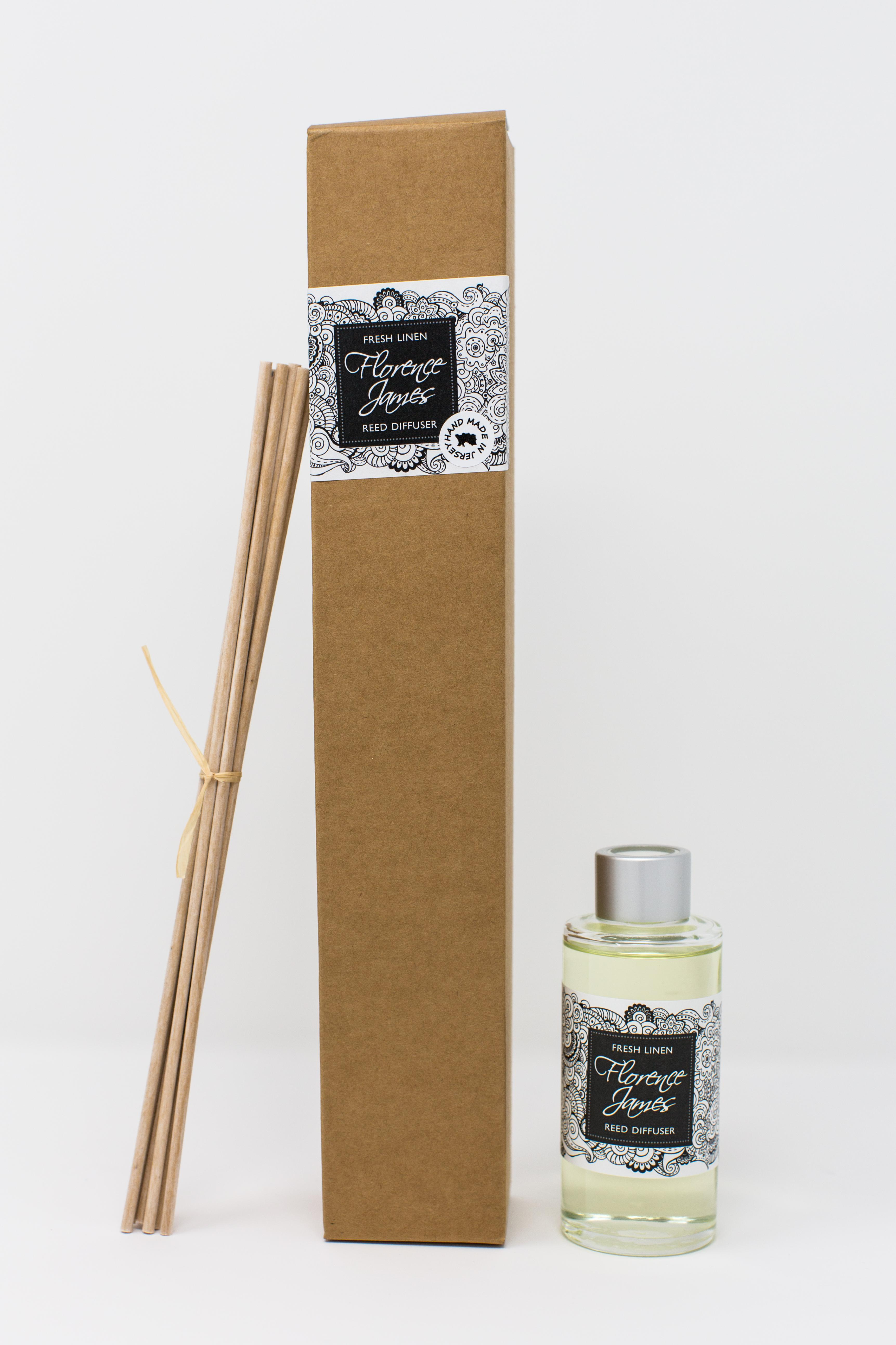 Reed diffusers florence james