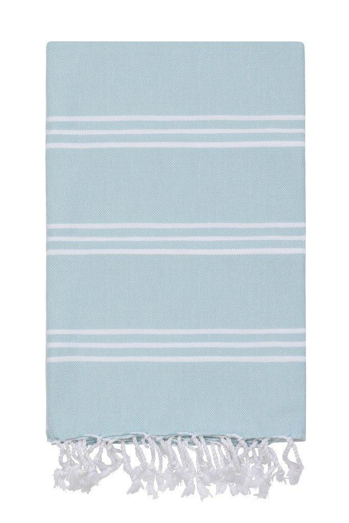 Perim hamam towel sea green