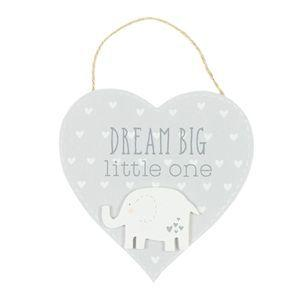 Dream Big Little one heart