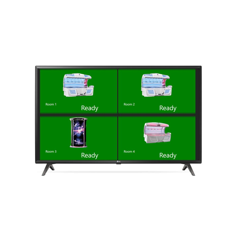 Sigma TV display