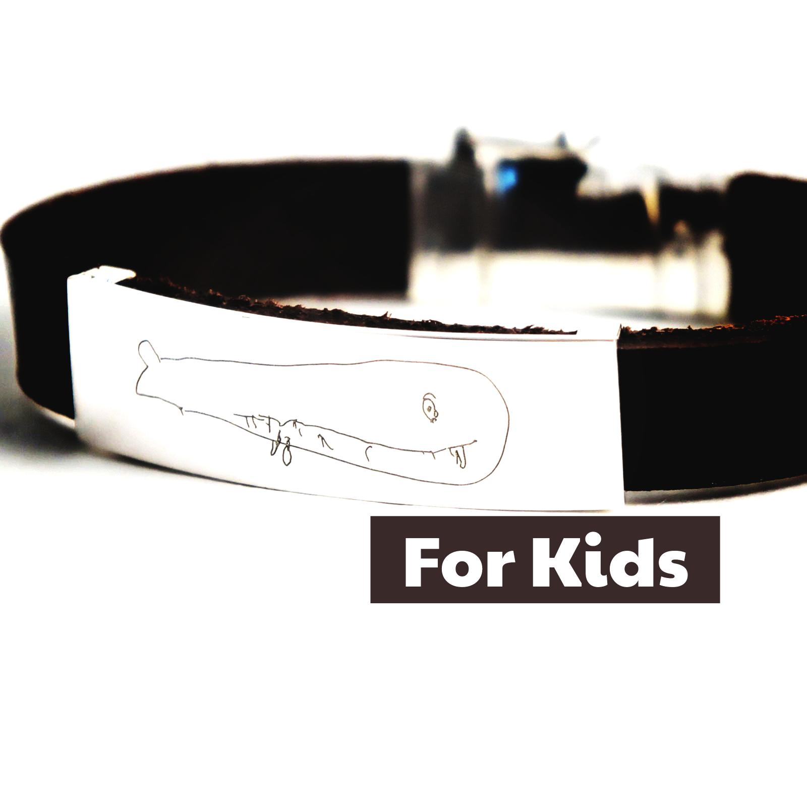 Leather Bracelets for Kids