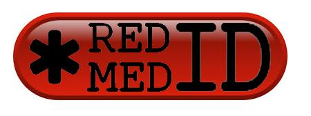 REDMEDID Medical Alert Jewlery