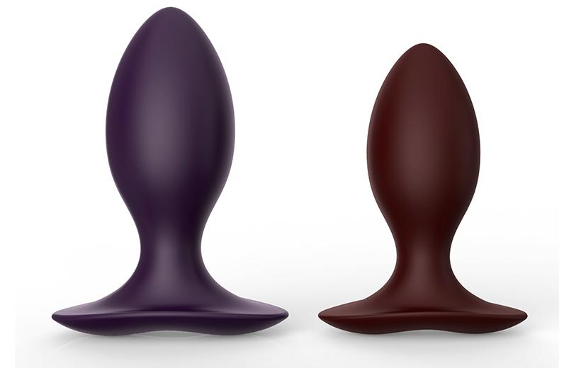Neil Silicone Jiggle Ball Anal Butt Plugs Set by Libotoy 1