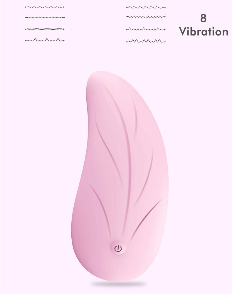 Lina Ultra Soft Smart APP Remote Control Rechargeable Waterproof Clitoral Stimulator by Libotoy 2