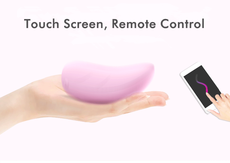 Lina Ultra Soft Smart APP Remote Control Rechargeable Waterproof Clitoral Stimulator by Libotoy 5