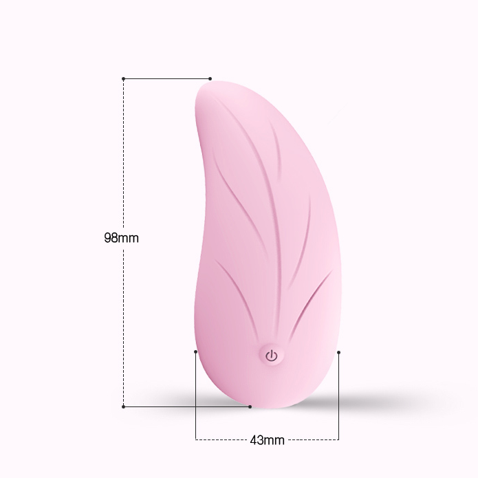 Lina Ultra Soft Smart APP Remote Control Rechargeable Waterproof Clitoral Stimulator by Libotoy