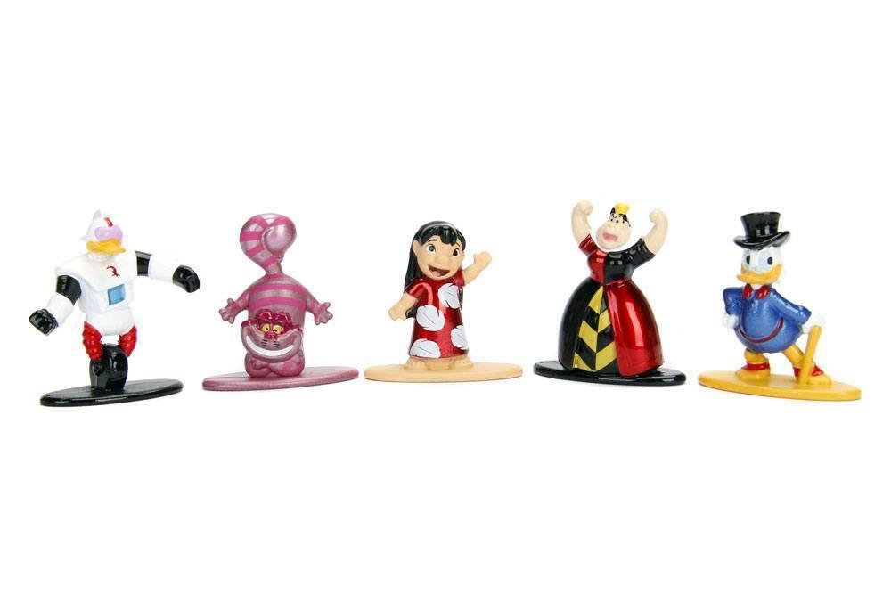Disney Nano Metalfigs Diecast Mini Figures 5-Pack Wave 2