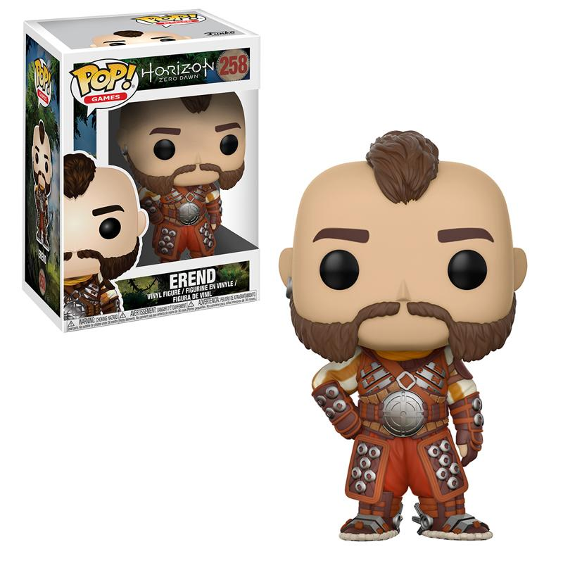 Pop! Games: Horizon Zero Dawn - Erend