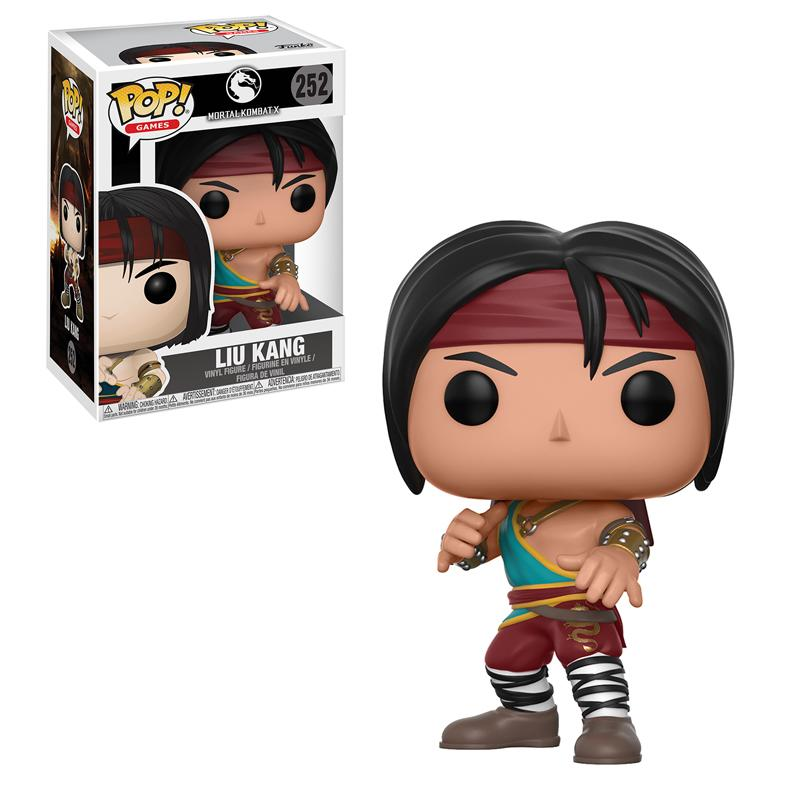 Pop! Games: Mortal Kombat X - Liu Kang