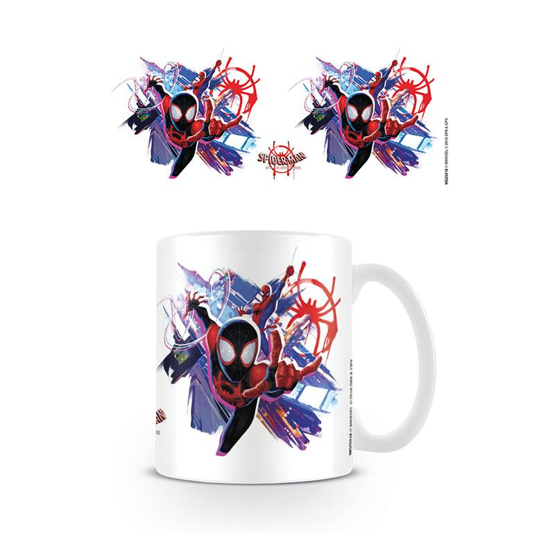 Spider-Man Into The Spider-Verse (Duo)  Coffee Mug
