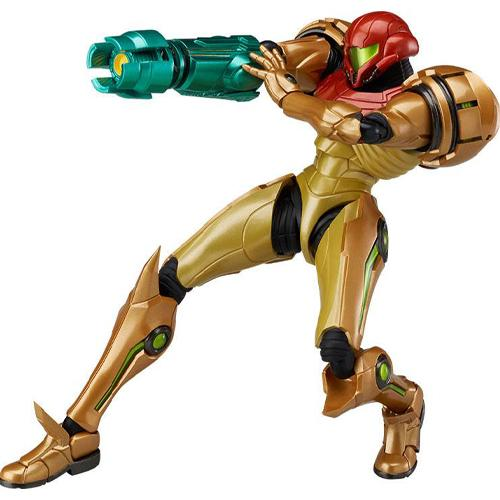 Samus Aran Prime 3 Ver. Figma Action Figure Metroid Prime 3 Corruption