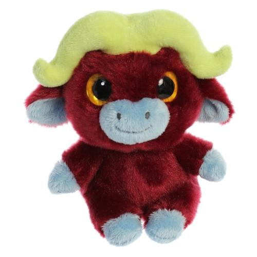 Stompee Buffalo Plush Toy