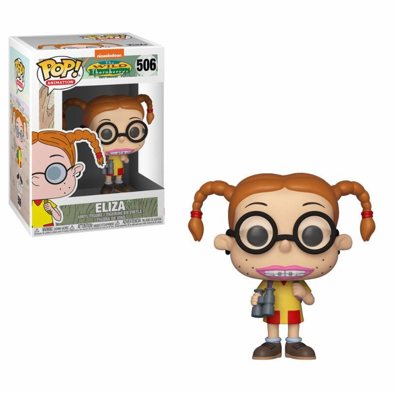 Funko 90's Nickelodeon POP! Animation Vinyl Figure Eliza - The Wild Thornberrys