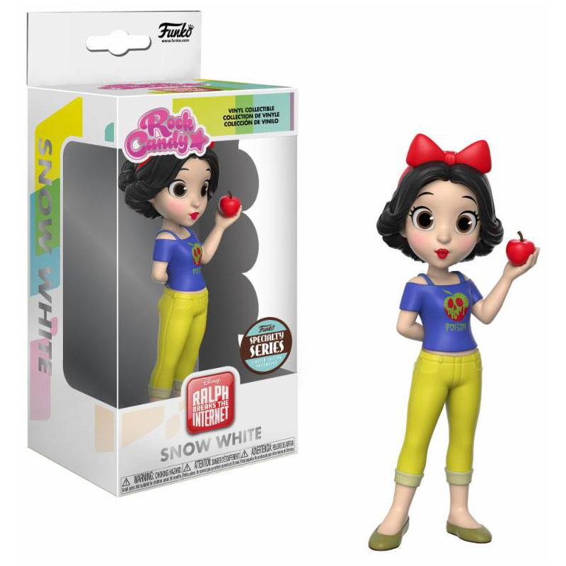 Ralph Breaks the Internet Rock Candy Vinyl Figure Snow White