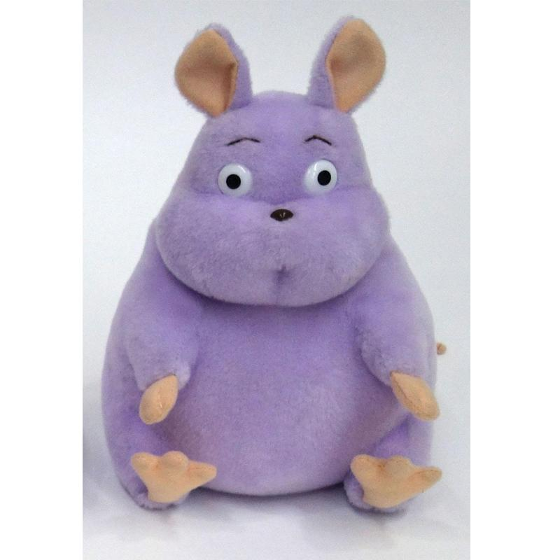 Studio Ghibli Plush Figure Medium Boh Nezumi