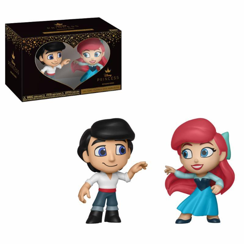 The Little Mermaid Mystery Mini Vinyl Figures 2-Pack Eric & Ariel