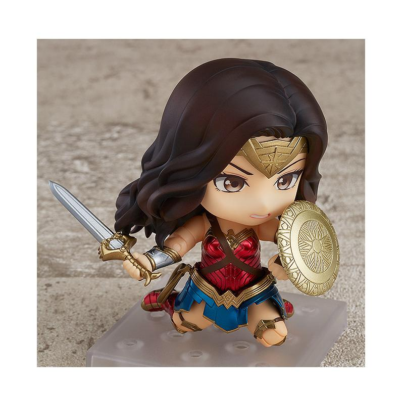 Wonder Woman Heroes Edition Nendoroid