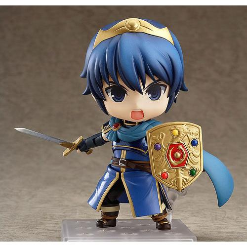 Fire Emblem New Mystery of the Emblem Nendoroid Action Figure Marth