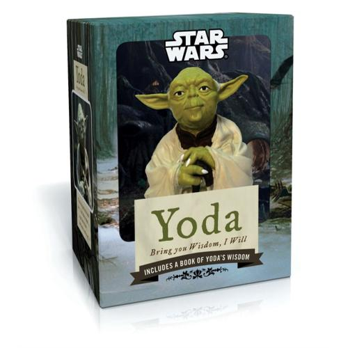 Star Wars Yoda: Bring You Wisdom, I Will.