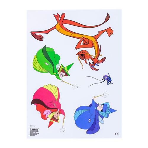 Disney Classic Characters Wall Decals
