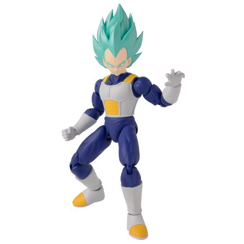 Super Saiyan Blue Vegeta Version 2 Dragon Stars Action Figure Dragon Ball Super