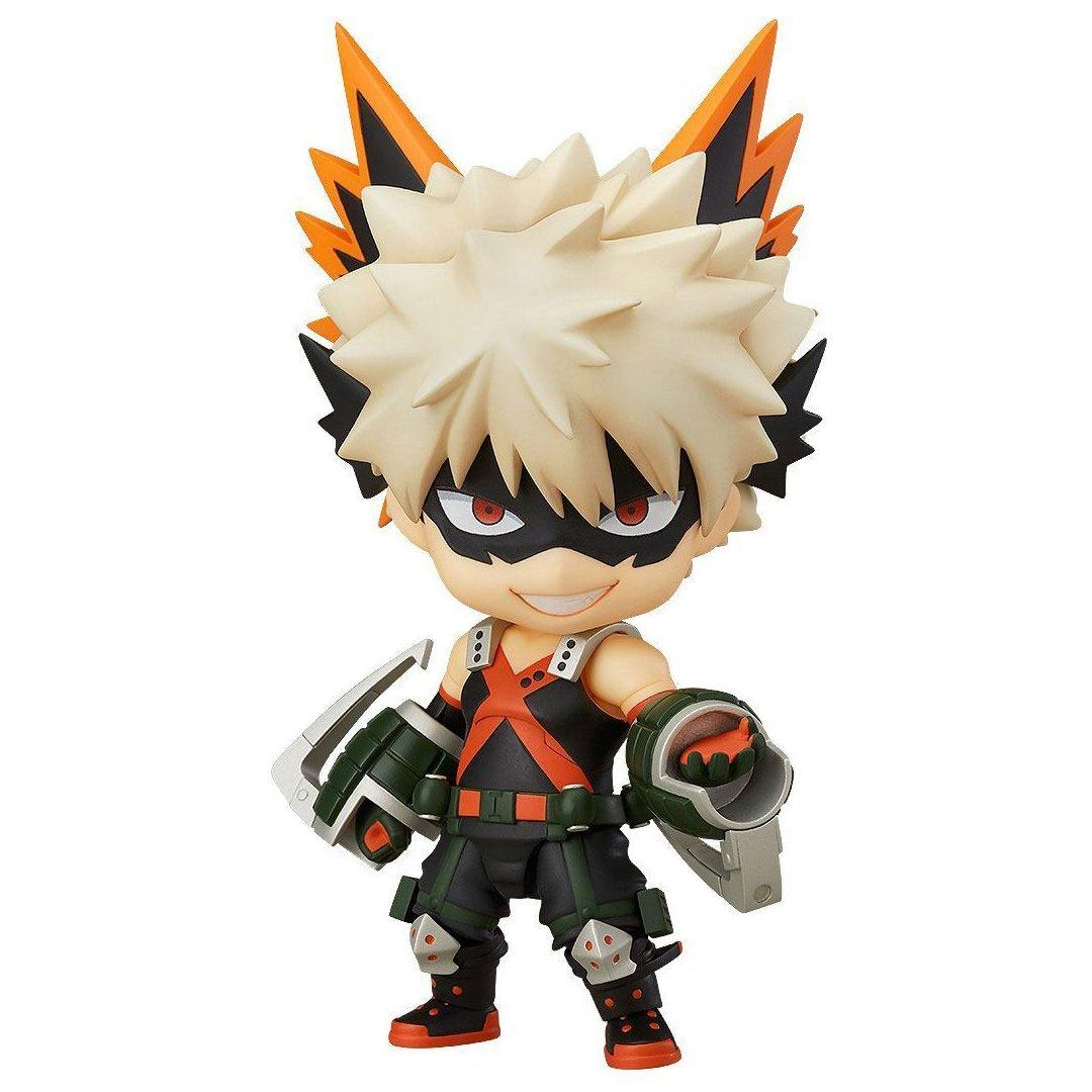 My Hero Academia Nendoroid Action Figure Katsuki Bakugo: Hero's Edition (pre-order)