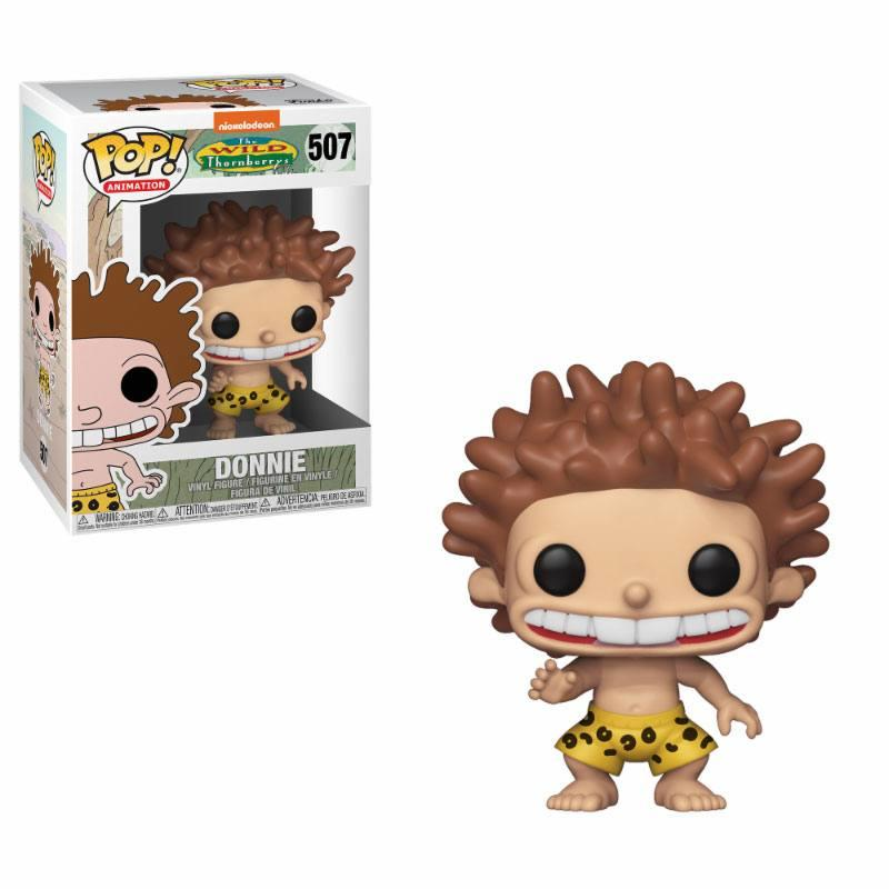 Funko POP Vinyl Figure 90s Nickelodeon The Wild Thornberrys Donnie