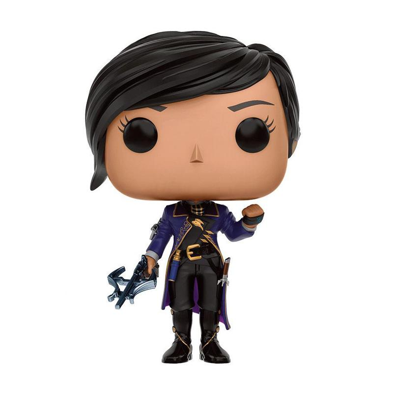 Dishonored 2 POP! Games Vinyl Figure Unmasked Emily