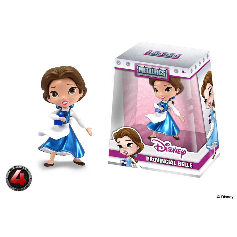 Provincial Belle Disney Metalfigs Diecast Mini Figure