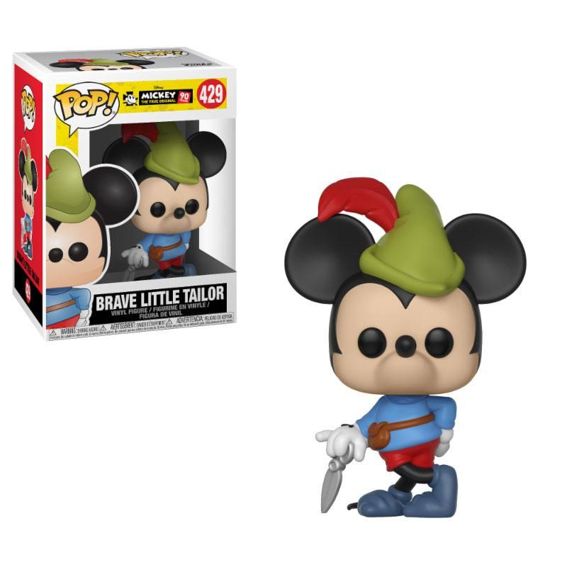Mickey Mouse 90th Anniversary POP! Disney - Brave Little Tailor Mickey