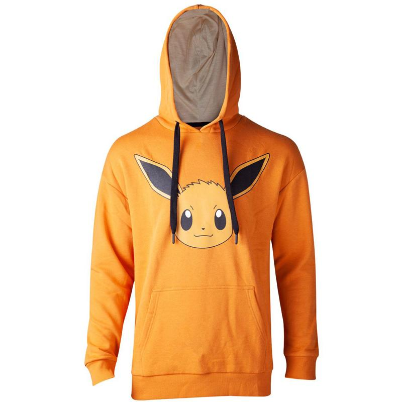 Pokémon Ladies Hooded Sweater Eevee Brushed