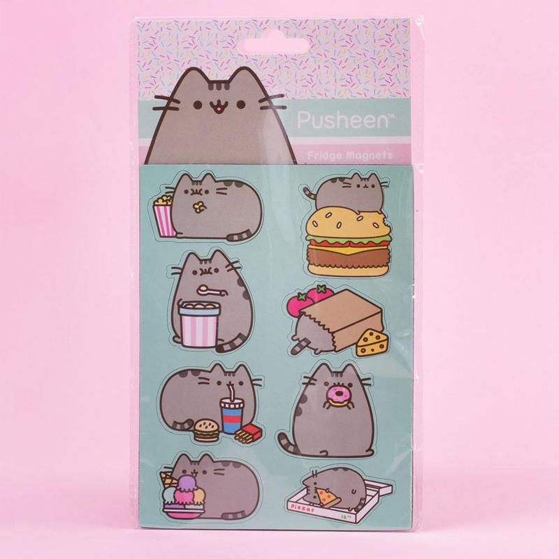 Pusheen Fridge Magnets