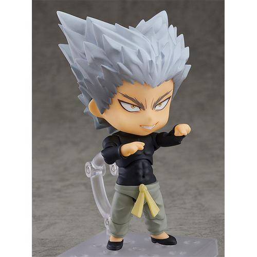 One Punch Man Nendoroid PVC Action Figure Garo Super Movable Edition