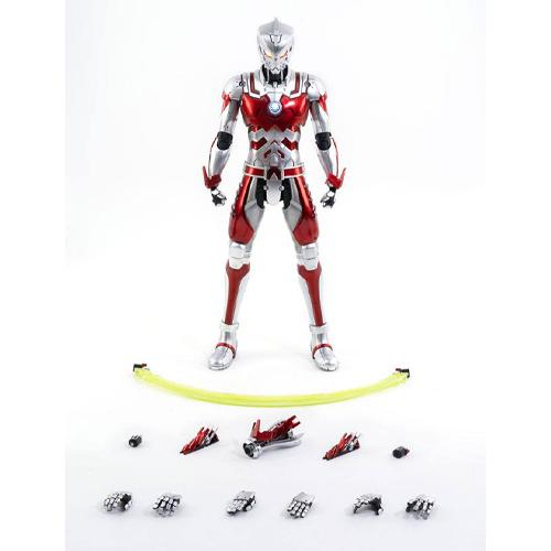 Ultraman Action Figure 1/6 Ultraman Ace Suit Anime Version