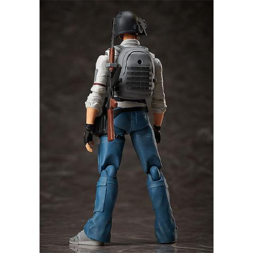 The Lone Survivor Figma Action Figure Playerunknown's Battlegrounds (PUBG)