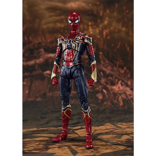 Iron Spider (Final Battle) S.H. Figuarts Action Figure Avengers: Endgame