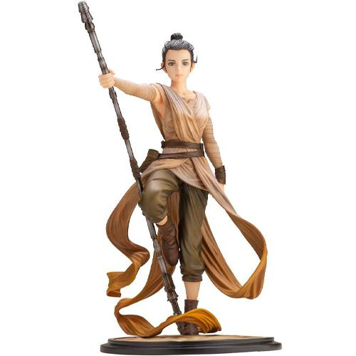 Star Wars Episode VII ARTFX PVC Statue 1/7 Rey Descendant of Light
