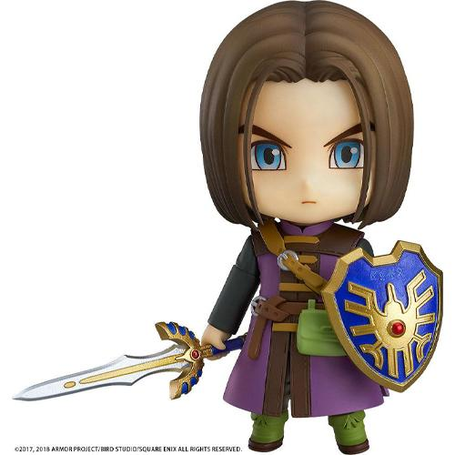 The Luminary Nendoroid Action Figure Dragon Quest XI Echoes of an Elusive Age