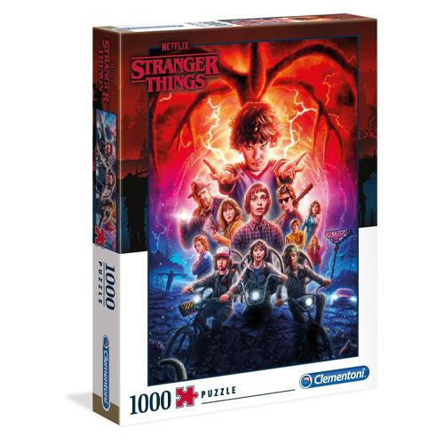 Stranger Things Jigsaw Puzzle Season 2 (1000 pieces)
