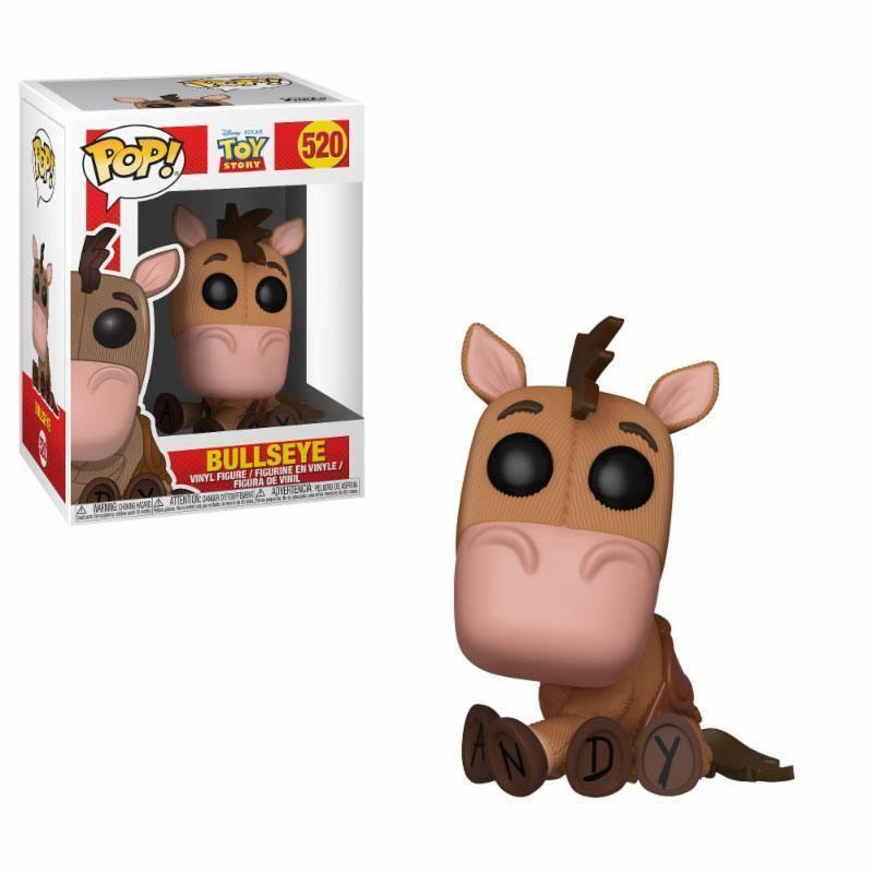 Toy Story POP! Disney Vinyl Figure Bullseye