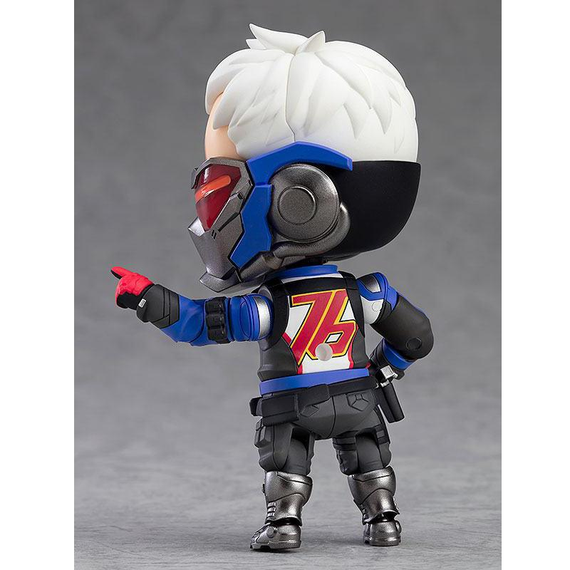 Overwatch Nendoroid Action Figure Soldier 76 Classic Skin Edition