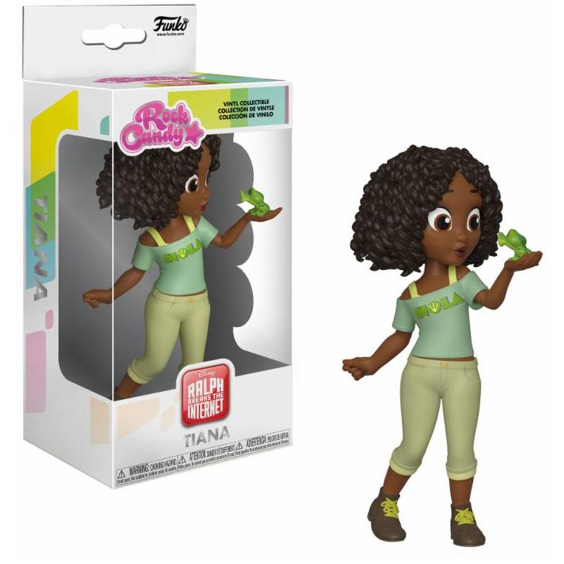 Ralph Breaks the Internet Rock Candy Vinyl Figure Tiana