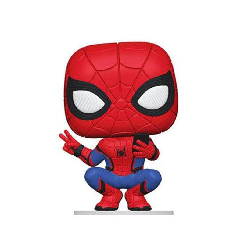 Spider-Man: Far From Home POP! Movies Vinyl Figure Spider-Man - Hero Suit