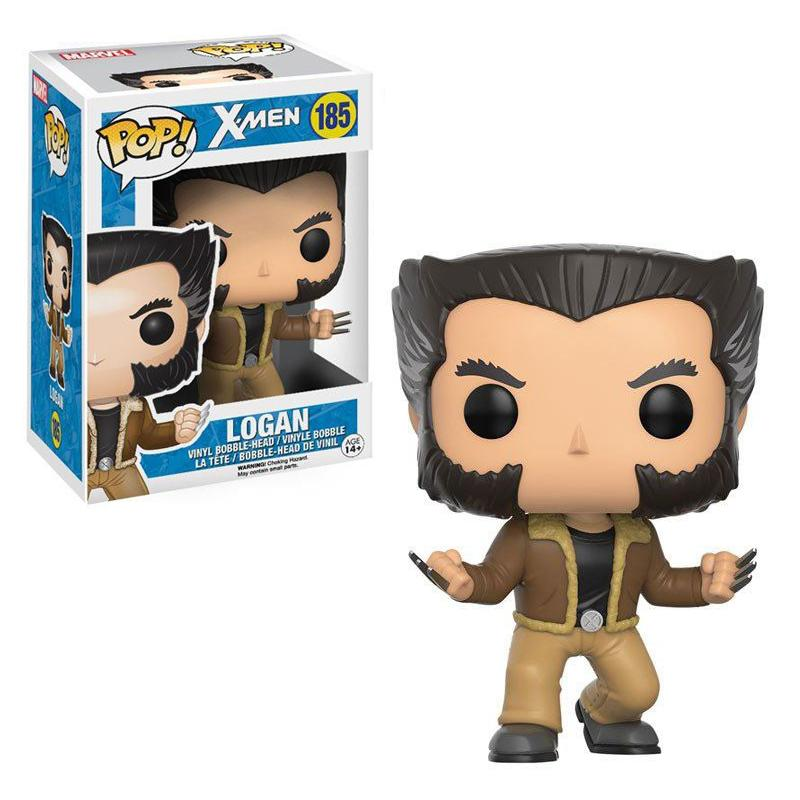 X-Men POP! Marvel Vinyl Bobble-Head Figure Logan