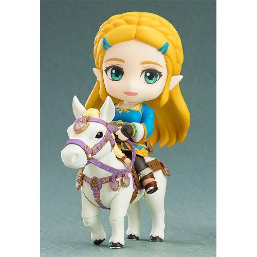 The Legend of Zelda Breath of the Wild Nendoroid Action Figure Zelda Breath of the Wild Ver.